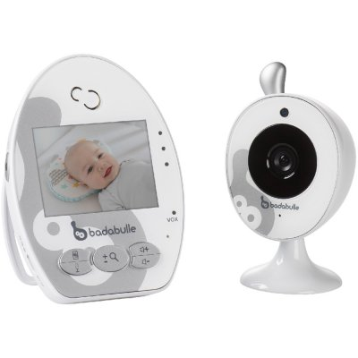 Babyphone baby online vidéo Badabulle