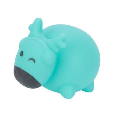 Jouet de bain bébé rigolos splash montagne Badabulle