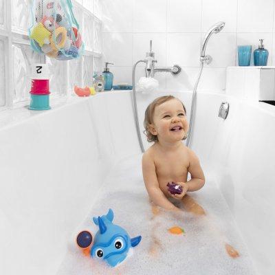 Coffret de jouet de bain bébé rigolo and co Badabulle