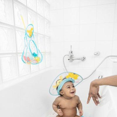 Visière pare-shampoing winnie Badabulle
