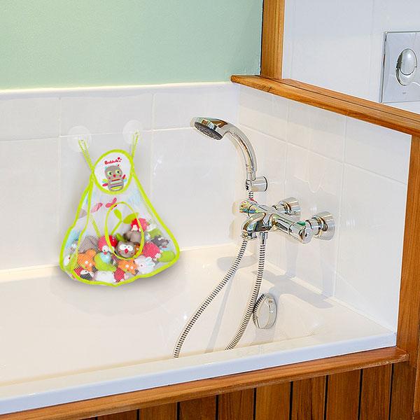 Filet de bain hibou Badabulle