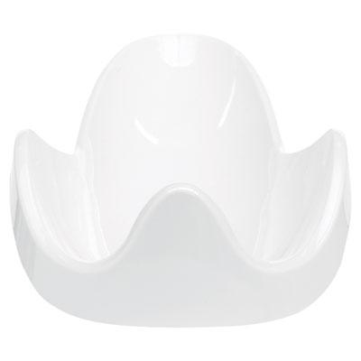 Transat de bain luma blanc neige Luma