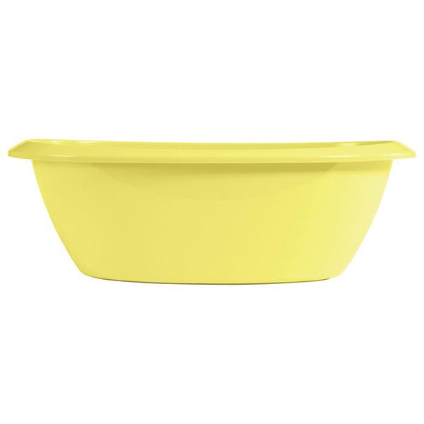 Baignoire bébé luma jaune ensoleillé Luma
