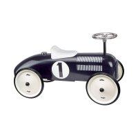 Porteur bébé voiture vintage noir