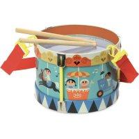 Jouet bébé musical tambour en métal ingela p.arrhenius