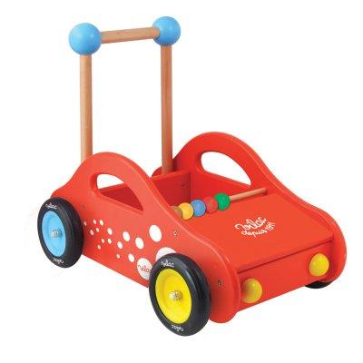 Jouet bébé chariot de marche Vilac