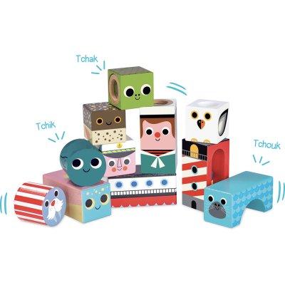 Cubes sonores Vilac