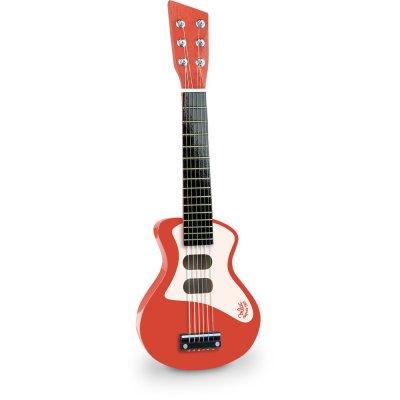 Jouet guitare rock rouge Vilac