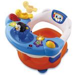 Anneau siège de bain interactif 2 en 1 pas cher