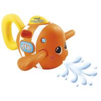 Jouets de bain bébé léon, p'tit poisson à chansons