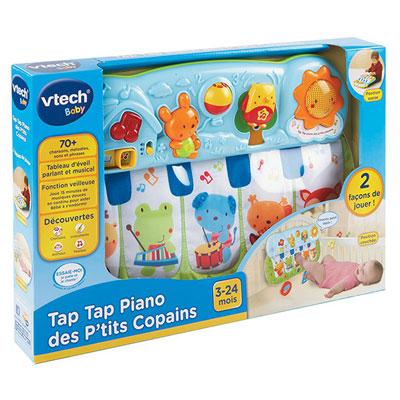 Tap tap piano des p'tits copains Vtech