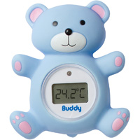 Thermomètre de bain bébé buddy