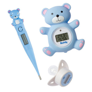 Set de 3 thermomètres buddy set