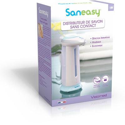 Distributeur de savon saneasy Visiomed