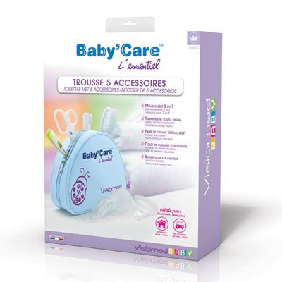 Trousse 5 accessoires bébé Visiomed