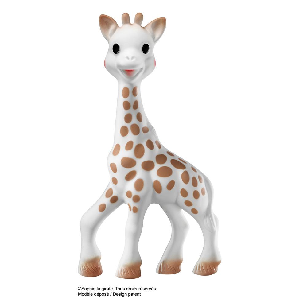 doudou sophie la girafe boite cadeau de vulli sur allob b. Black Bedroom Furniture Sets. Home Design Ideas
