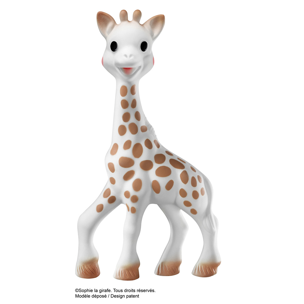 jouets de lit b b so pure sophie la girafe de vulli sur allob b. Black Bedroom Furniture Sets. Home Design Ideas