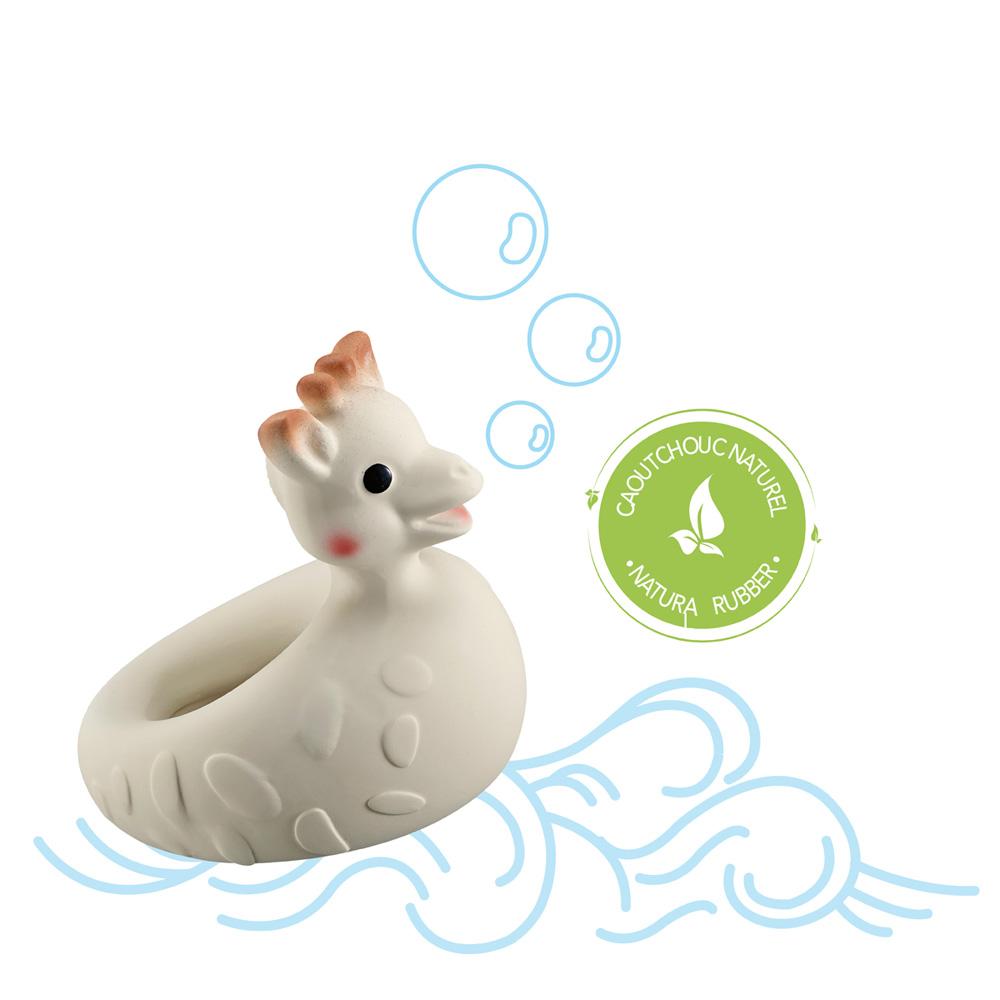 jouet de bain b b so pure sophie la girafe de vulli. Black Bedroom Furniture Sets. Home Design Ideas