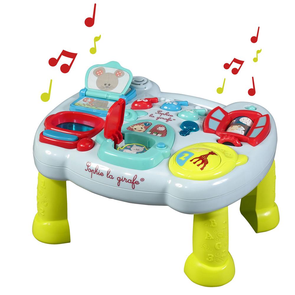 jouet d 39 veil b b 1st play center sophie la girafe de. Black Bedroom Furniture Sets. Home Design Ideas