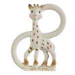 Anneau de dentition so pure sophie la girafe version souple pas cher