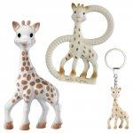 Coffret so pure trio sophie la girafe pas cher