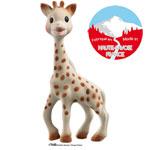 Jouet d'éveil bébé sophie la girafe (boîte cadeau) pas cher