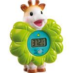 Thermomètre bébé de bain digital sophie la girafe pas cher