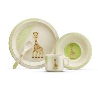 Coffret repas naturel so'pure sophie la girafe
