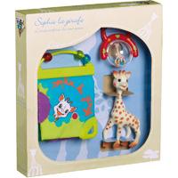 Coffret naissance jouets d'éveil bébé sophie la girafe