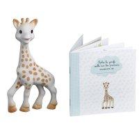 Sophie la girafe + mini livre souvenir