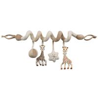Jouets de lit bébé so pure sophie la girafe