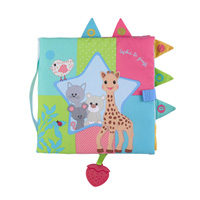 Sensitive book sophie la girafe