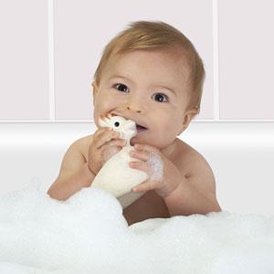Jouet de bain bébé so pure sophie la girafe