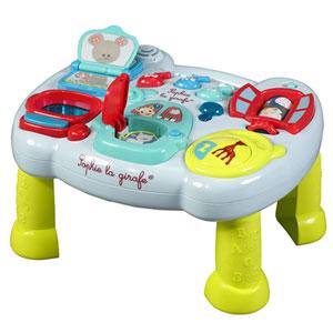Jouet d'éveil bébé 1st play center sophie la girafe