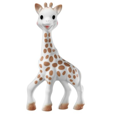 Jouet d'éveil bébé grande sophie la girafe 21cm Vulli
