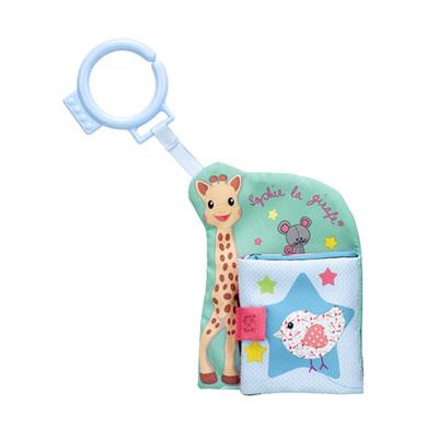 Livre bébé mon 1er livre d'éveil sophie la girafe Vulli