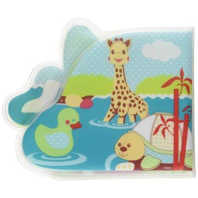 Jouet de bain bébé livre de bain sophie la girafe Vulli