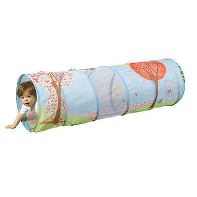 Jouet d'éveil bébé tunnel sophie la girafe Vulli