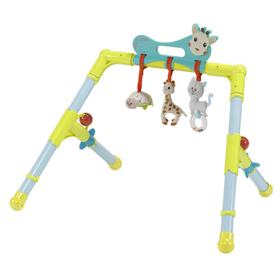 Portique évolutif sophie la girafe Vulli