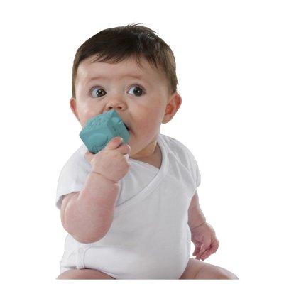 Jouet d'éveil bébé 2 cubes et 2 balles so'pure sophie la girafe Vulli