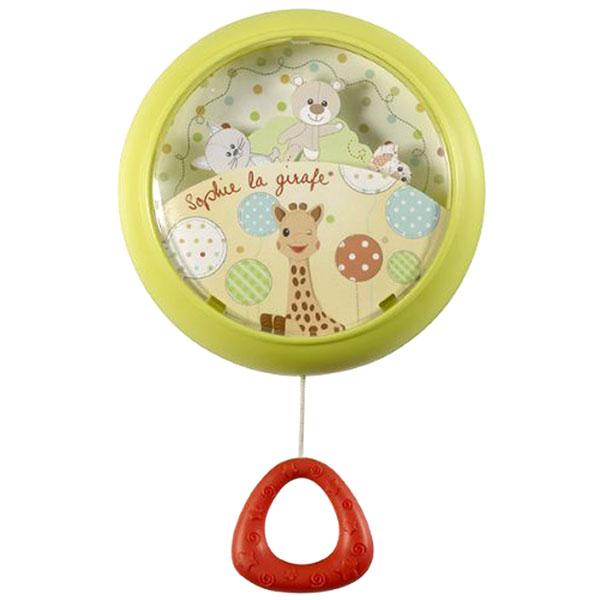 Boite à musique carrousel sophie la girafe Vulli