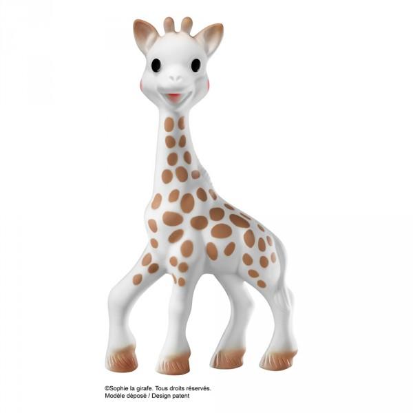 Doudou sophie la girafe boite cadeau Vulli