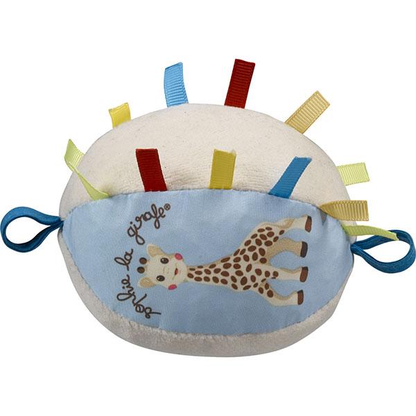 Jouet de lit bébé boulier balles 2 en 1 sophie la girafe Vulli