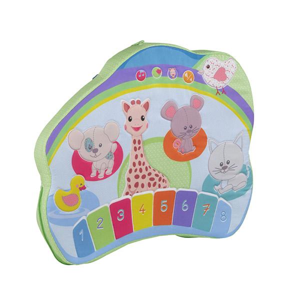Jouet d' éveil bébé touch and play board sophie la girafe Vulli