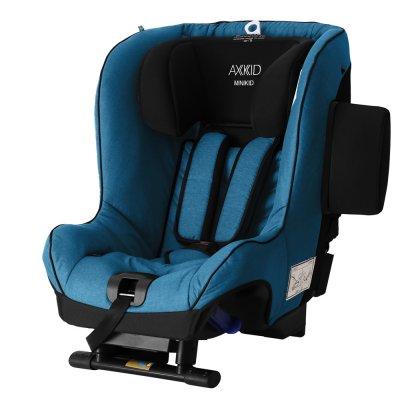 Siège auto minikid bleu pétrole - groupe 0+/1/2 Axkid