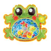 Tapis bébé grenouille