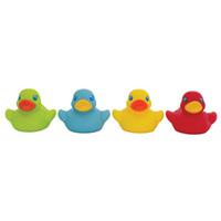 Jouets de bain gicleurs petits canards