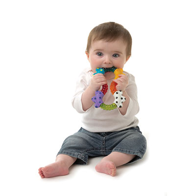 Hochet click and twist Playgro