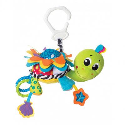 Jouet de voyage la tortue flip Playgro