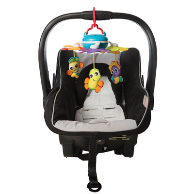 Mobile bébé nomade le temps du repos Playgro